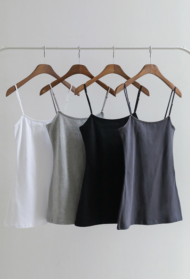 달리호텔 / Basic Cotton Cami