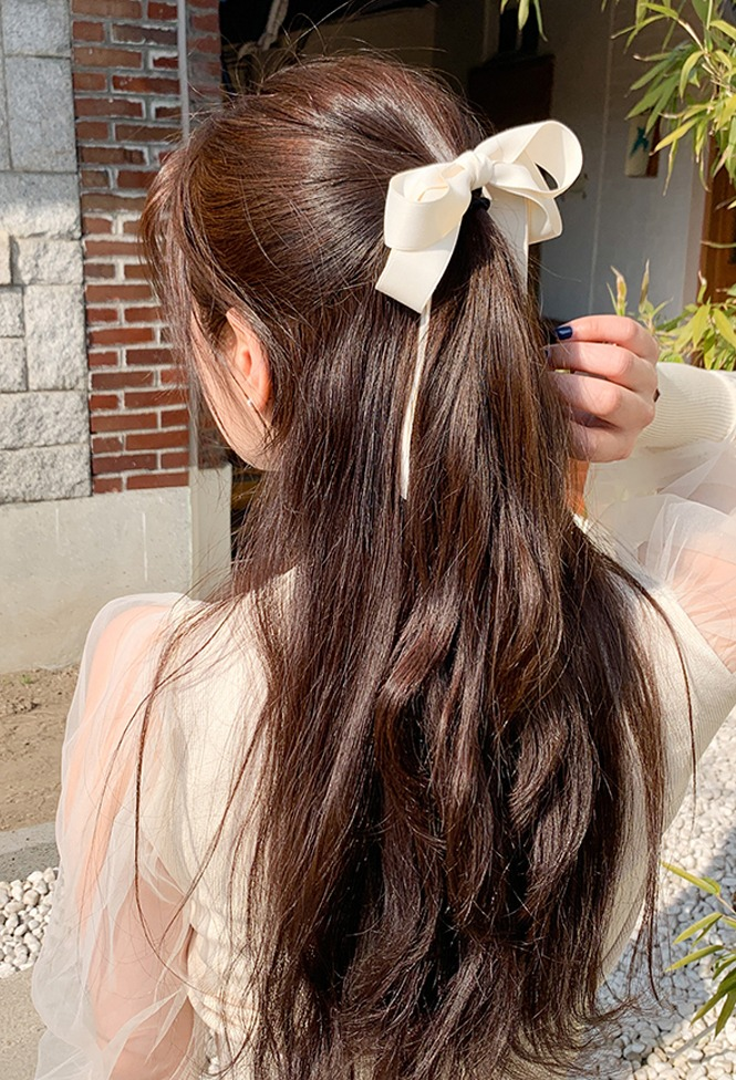 달리호텔 / Ribbon Hair Band_H63728
